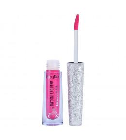 Batom Shine Kisses Glitter GP1 Ruby Rose