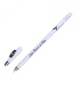 Lápis De Olho Branco Bella Femme