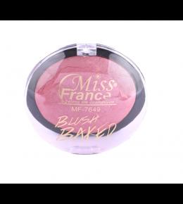 Blush Baked Miss France