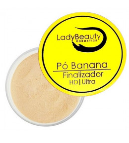 Pó Banana Ultra HD Lady Beauty
