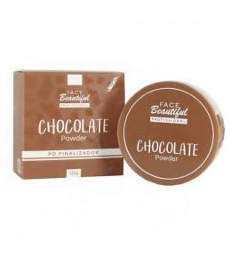 Pó Finalizador Profissional Powder Chocolate Face Beautiful
